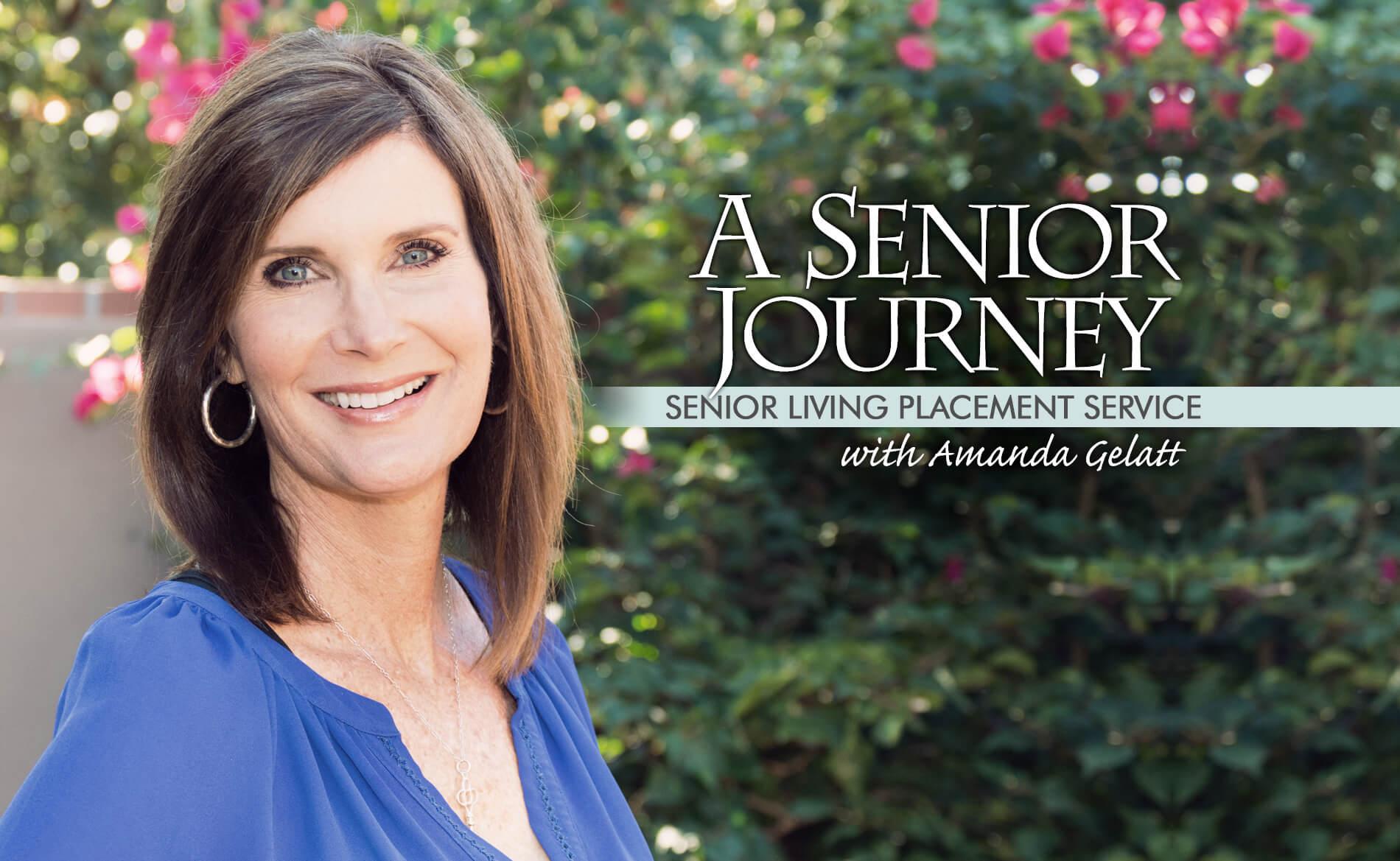 A senior Journey Banner